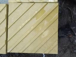 Тактильная плитка бетонная 300х300х60 мм Диагональ