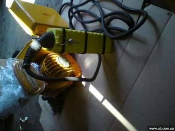 Таль цепная электрическая двухскоростная В103М гп 1000кг