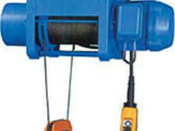Таль электрическая канатная (тельфер) Т10676 г/п-5. 0т;. ..