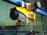 Таль электрическая РА (тельфер электрический, лебедка) - фото 4