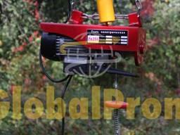 Тельфер мини (220В) для бытовых ноу-хау!