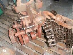 Таль лебедка ручная механическая тельфер г/п-1,5 цепная кран