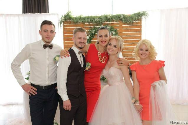 Тамада на свадьбу Ольга Уварова