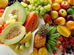 Таможенное оформление импорта ІМ-40 фруктов , зелени