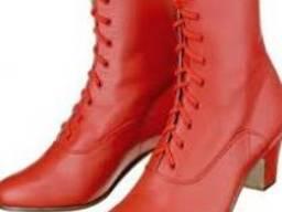 Танцевальные Туфли и сапоги для народного танца