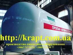 Танк-контейнер для транспортировки СУГ