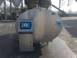 Танк -охладитель молока фирмы Serap RL/20 4000 л. б/у