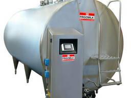 Танк охладитель молока новый Frigomilk объемом 4000 литро