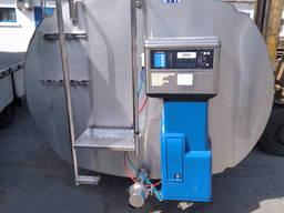 Танк охолоджувач молока 8000 л DeLaval