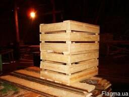 Тара деревянная, поддоны, барабаны, ящики, щиты, упаковка