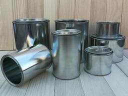 Тара металлическая для ЛКМ