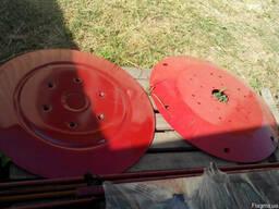Тарелка нижняя (скользящая) роторной косилки Wirax, Agromech