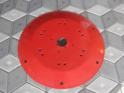 Тарелка рабочая (верхняя) роторной косилки 1,85м усиленная.