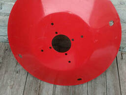 Тарелка верхняя на косилку роторную 1,35м