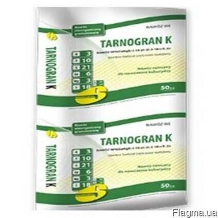 Добриво Tarnogran K NPK (CaMgS) 3-10-21(6-3-18). Тарногран К