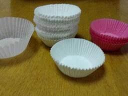 Тарталетки паперові для кексів