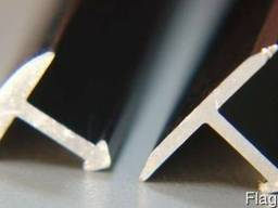 Тавр алюминиевый 30х20х2*1, 5 Д16Т