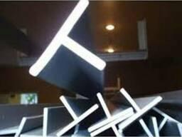 Тавр алюминиевый 15x15x1,5