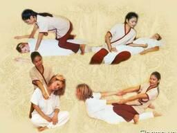 Тайский лечебный массаж в Запорожье.