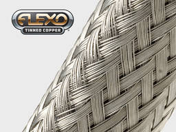 Techflex Tinned Copper медная луженая оплетка MBN0. 06SV