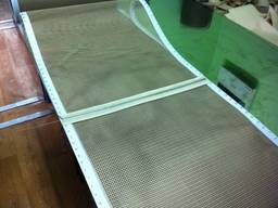 Тефлоновая сетка, Антистатическая сетка изготовление