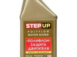 Тефлоновая защита двигателя StepUp 444 мл.