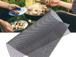 Тефлоновый коврик сетчатый для гриля 40х60