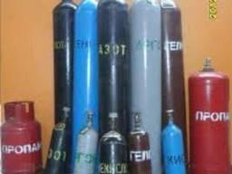 Технические газы(аргон, азот, кислород углекислота)