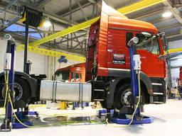 ТО и ремонт грузовых автомобилей и микроавтобусов