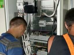 Техническое обслуживание оборудования и коммуникаций