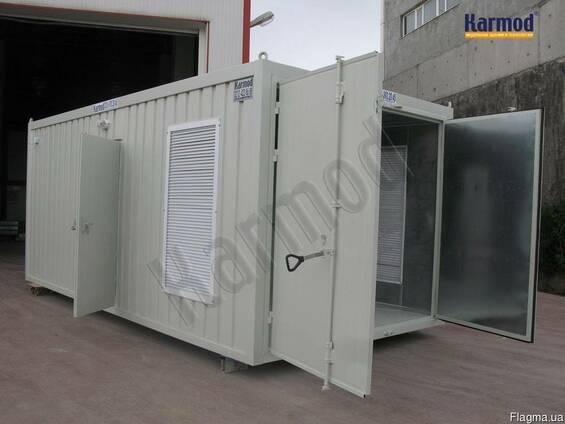Технологические блок-контейнеры Кармод