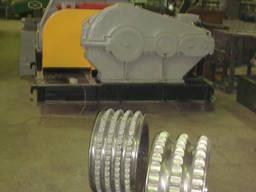 Технология и прессовое оборудование для брикетирования