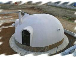 Технология купольного дома или Сферического Дома