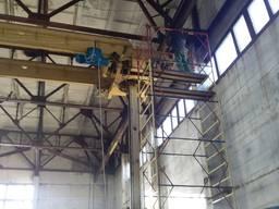 Техобслуживание крана мостового, тельфера, тали до 5 тонн