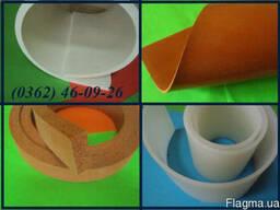Техпластина из силиконовой резины