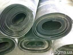 Техпластина резиновая бензостойкая и общего назначения.