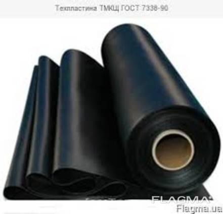 Техпластина МБС-1,5 (в рулонах)