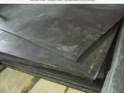 Техпластина ТМКЩ и МБС рулонная и листовая