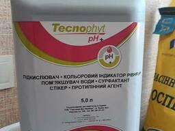 Tекнофит PH Регулятор кислотности, адьювант, прилип Испания