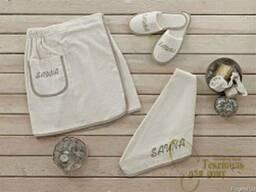 Текстиль для сауны оптом