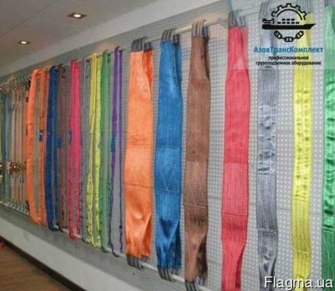 Текстильные стропы 10т 3-20м