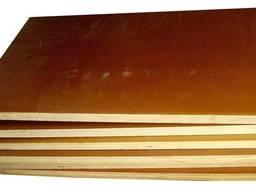 Текстолит 1000 *1000 Толщина, 20 мм