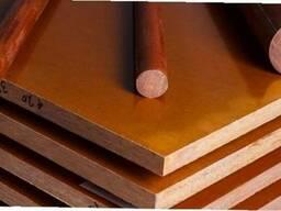 Текстолит лист 50, 0мм1000х1000мм.