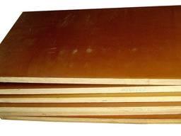 Текстоліт лист 25х1000х1000мм купити порізка відправка акція