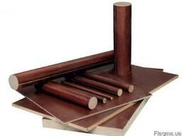 Текстолит лист и стержень