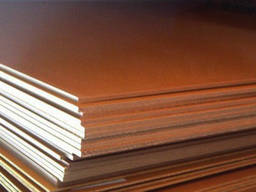 Текстолит листовой 10 мм. ГОСТ 5-78