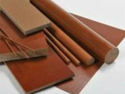Текстолит листовой марка ПТ толщиной до 200 мм