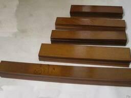 Лопатка для насоса КО-503, КО-505, КО-510 текстолит каленый