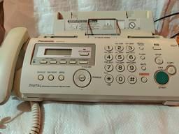 Телефон факс определитель номера Panasonic KX -FP218