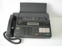Телефон-факс Panasonic KX-F130 с автоответчиком японец